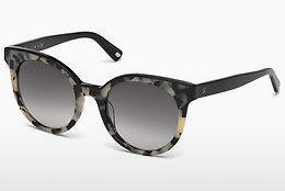 Solbriller Web Eyewear WE0195 56B - Havanna