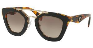 Prada PR 14SS VHA3D0 BROWN GRADIENTMEDIUM HAVANA/BLACK