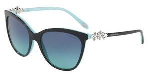 Tiffany TF4131HB 80559S AZURE GRADIENT BLUEBLACK/BLUE