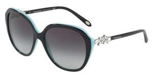 Tiffany TF4132HB 80553C GRAY GRADIENTBLACK/BLUE