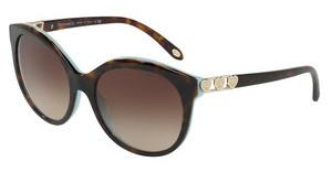Tiffany TF4133 82163B BROWN GRADIENTHAVANA/BLUE