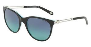 Tiffany TF4139 81939S BLUE GRADIENTBLACK/STRIPED BLUE