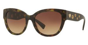 Versace VE4314 518313 BROWN GRADIENTAVANA MILITARY