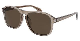 Alexander McQueen AM0246SA 002 BROWNBROWN