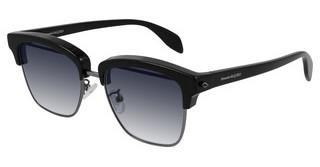 Alexander McQueen AM0297S 001 BLUERUTHENIUM