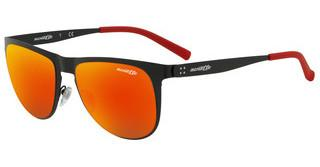 Arnette AN3077 501/6Q GREY MIRROR RED/YELLOWMATTE BLACK