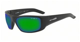 Arnette AN4182 01/1I POLAR GREY MIRROR GREENMATTE BLACK