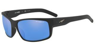 Arnette AN4202 01/22 POLAR GREY MIRROR BLUEMATTE BLACK