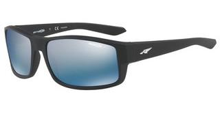 Arnette AN4224 01/22 POLAR DARK GREY MIRROR WATERMATTE BLACK