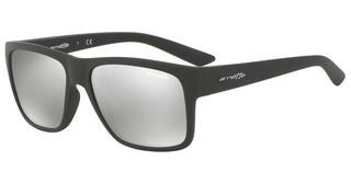 Arnette AN4226 53816G LIGHT GREY MIRROR SILVERMATTE DARK GREY