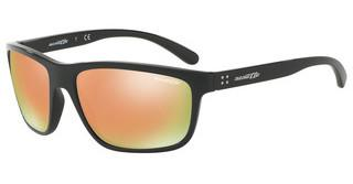 Arnette AN4234 41/4Z GREY MIRROR ROSE GOLDBLACK