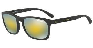 Arnette AN4236 01/8N MIRROR GREEN GOLDMATTE BLACK