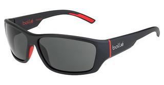 Bolle Ibex 12372 Polarized TNS oleo AFMatt Black Red