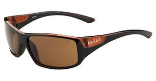 Bolle Kingsnake 12123 TLB DarkShiny Black/Matte brown