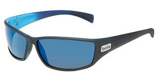 Bolle Python 11693 Polarized GB10 Oleo AFMat black/blue