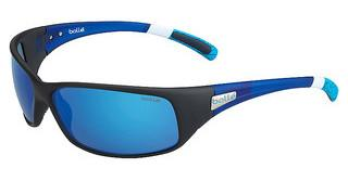 Bolle Recoil 12436 Polarized Offshore Blue oleo ARMatt Black/Blue