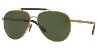 Burberry BE3097 127171 GREENMATTE LIGHT GOLD