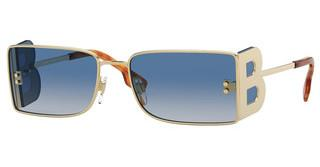 Burberry BE3110 10174L GREY GRADIENT BLUEGOLD