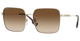 Burberry BE3119 110913 BROWN GRADIENTLIGHT GOLD