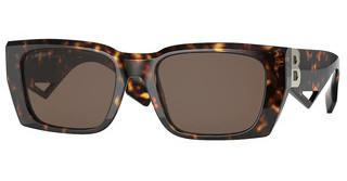 Burberry BE4336 392073 DARK BROWNDARK HAVANA