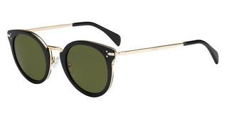Céline CL 41373/S ANW/1E GREENBLCK GOLD