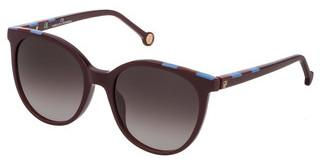 Carolina Herrera SHE794 09FD BROWN GRADIENT PINKPRUGNA PIENO LUCIDO
