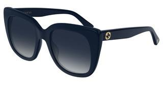 Gucci GG0163S 008 GREYBLUE