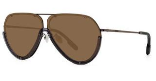 Kenzo KZ40075U 14E brownshiny light ruthenium