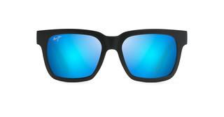 Maui Jim Mongoose B540-2M Blue HawaiiMatte Black