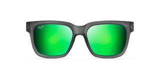 Maui Jim Mongoose GM540-11 Maui GreenTranslucent Grey