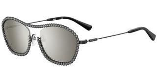 Moschino MOS071/S V81/T4 SILVER SPDKRUT BLK
