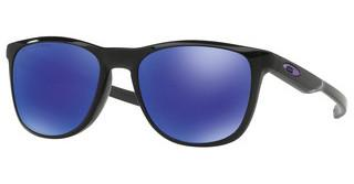 Oakley OO9340 934003 VIOLET IRIDIUM POLARIZEDPOLISHED BLACK INK