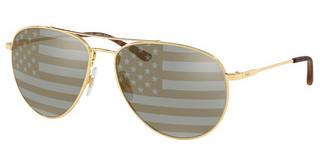 Polo PH3111 9004V5 GREY TAM AMERICAN FLAG SIL/GOLGOLD