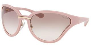 Prada PR 22VS 5031L0 CLEAR GRADIENT BROWNPINK