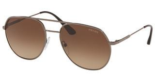 Prada PR 55US 5AV6S1 BROWN GRADIENTGUNMETAL
