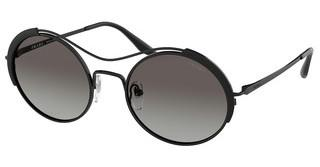 Prada PR 55VS 2640A7 GREY GRADIENTBLACK/MATTE BLACK