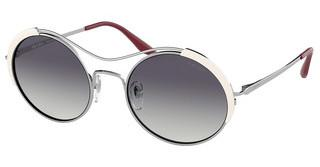 Prada PR 55VS 406409 CLEAR GRADIENT BLUESILVER/IVORY