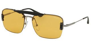 Prada PR 56VS M4Y0B7 YELLOWBLACK/GUNMETAL