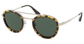 Prada PR 56XS 02A728 GREENLIGHT HAVANA/PALE GOLD