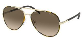 Prada PR 66XS 7S01X1 BROWN GRADIENTMEDIUM HAVANA