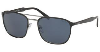 Prada PR 75VS YDC0A9 BLUETOP BLACK ON GUNMETAL