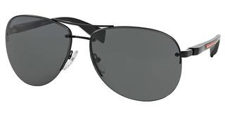 Prada Sport PS 56MS 1BO1A1 GREYBLACK DEMI SHINY