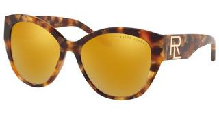 Ralph Lauren RL8168 56157P BROWN MIRROR GOLDGOLD HAVANA