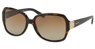 Ralph RA5138 510/T5 POLAR GRADIENT BROWNSHINY DARK HAVANA
