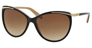 Ralph RA5150 109013 GRADIENT BROWNSHINY BLACK ON NUDE & GOLD