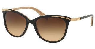 Ralph RA5203 109013 GRADIENT BROWNSHINY BLACK ON NUDE & GOLD