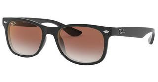 Ray-Ban Junior RJ9052S 100/V0 CLEAR GRADIENT RED MIRROR REDBLACK