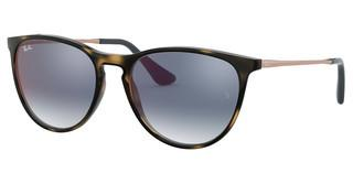 Ray-Ban Junior RJ9060S 7046X0 BLUE MIRROR REDHAVANA