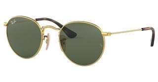 Ray-Ban Junior RJ9547S 223/71 DARK GREENGOLD