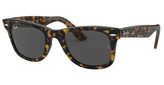 Ray-Ban RB2140 1292B1 DARK GREYHAVANA ON TRASPARENT LIGHT BRO
